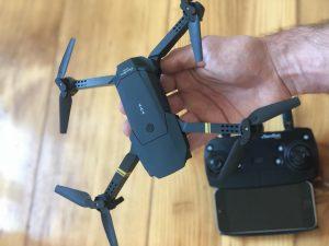 Drone X Pro quadcopter, gebrauchsanweisung, test